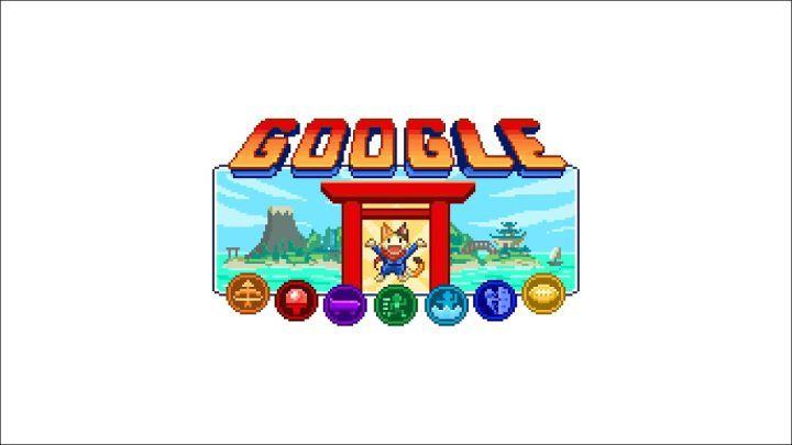 El nuevo Doodle de los Juegos Olímpicos de Tokio en Google es un homenaje a los videojuegos de 16 bits