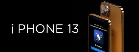El iPhone 13 podría tener conectividad satelital